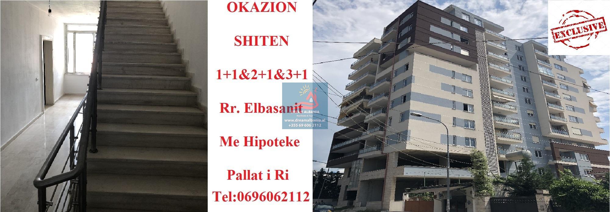 Sold, ID 21838, 13 (thirteen) apartments 2 + 1, Elbasan Street, Tirana