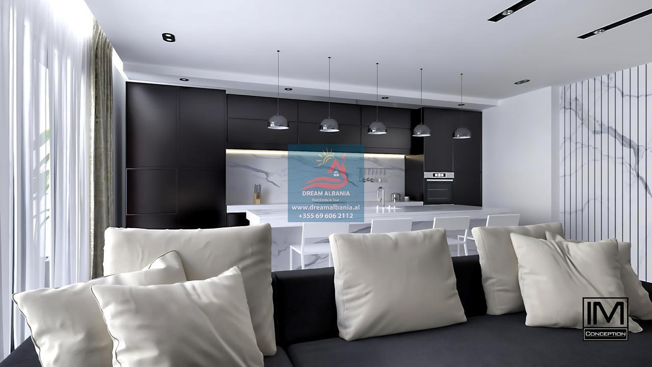 Apartamente 2+1 me qera Asim Vokshi prane Kompleksit Panorama ne Tirane (ID 4221753)