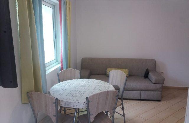Apartamente 1+1 me qera ne zonen e Vasil Shantos prane Big Market ne Tirane (ID 4211477 )